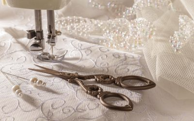 High Demand for Bridal Alterations