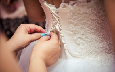 Different Work Situations of a Bridal Alteration Seamstress