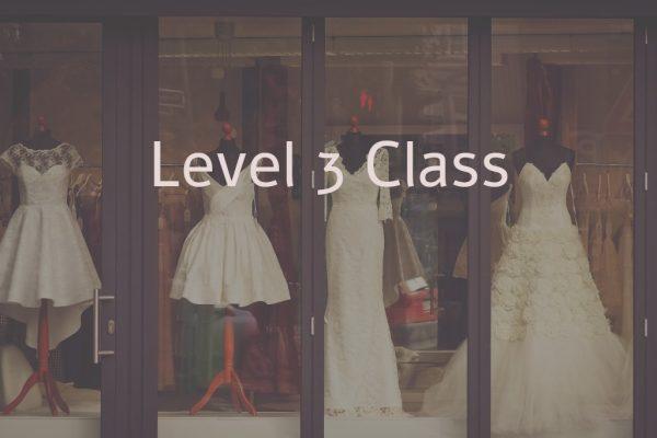 Level 3 class